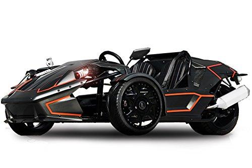 Aufgebaut-ZTR-250cc-Roadster-4V-Trike-4-Gang-Rckwrtsgang-inkl-Montage-Versand-Quad-ATV-Bike-EEC