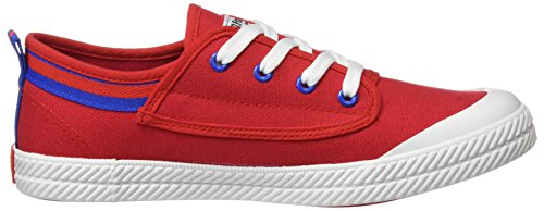D. Franklin Unisex-adulto Hvk18901 Sneakers Rosso (rosso)
