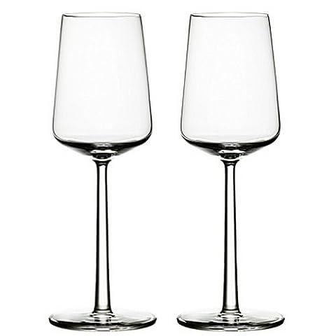 Iittala Essence 33cl White Wine Glass Set of