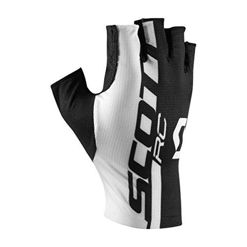 Scott Junior RC Kinder Fahrrad Handschuhe kurz schwarz/weiß 2017