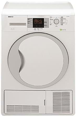 BEKO DPU7380X seche-linge avec pompe a chaleur premium line 7 kg pompe à chaleur A++