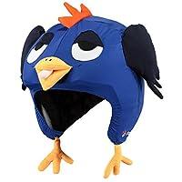 Facciamo che ero un pollo! Il simpatico copricasco a pollo di Barts porta ancora piu divertimento sulle piste. Si adatta facilmente a caschi da sci o da snowboard e si chiude con un cinturino sottogola imbottito. Ali, becco, cresta e zampe: s...