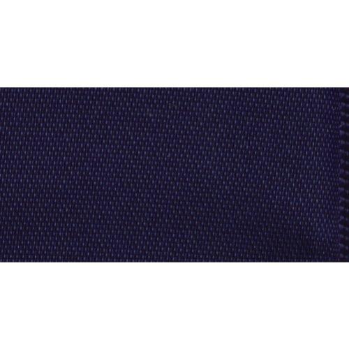 Wrights 243/4Yd Single Fold Satin Decke Bindung, Marineblau -