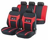 Auto part Universal Schonbezug Sitzbezug SPEED UP rot, passend für das von Ihnen ausgewählte Fahrzeug, siehe Artikeldetails