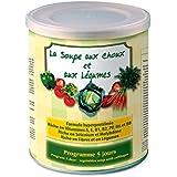 Nutriexpert - La soupe aux choux et aux légumes - Complément Affiner la silhouette