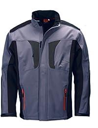 Canadian Line 60638-l-6110 tamaño grande chaqueta para hombre (Tejido Softshell)