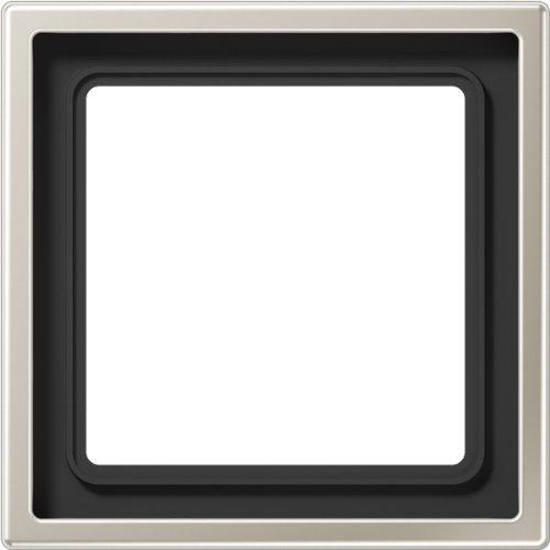 Jung Rahmen ES2981 1fach Edelstahl -
