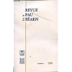 REVUE DE PAU ET DU BEARN / NUMERO 6 - ANNEE 1978.