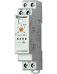 Finder série 13–Télérupteur Appartement électronique modulaire 1NO 16A 4Fonction