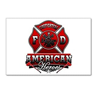CafePress - American Heroes - Postcards (Package of 8), 6