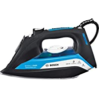 Bosch TDA5080GB Sensixx DA50 SensorSecure 3000W Steam Iron (Black/Blue)