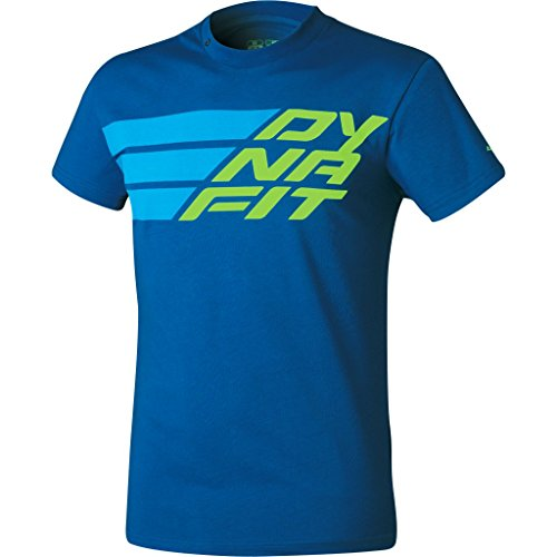Dynafit Herren First Track CO M S/S Tee T-Shirt, Voltage/2090 Dynafit, 52/XL Preisvergleich
