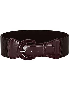 GRACE KARIN Cinturón Ancho para Mujer Elástico Resistente