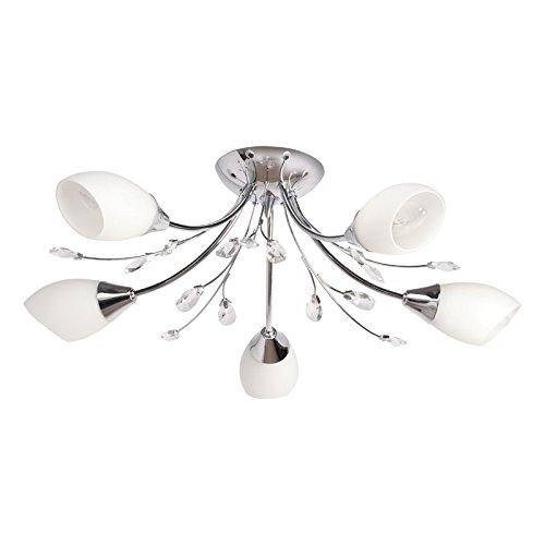 plafonnier-de-style-moderne-avec-armature-en-metal-couleur-chrome-et-plafonniers-en-verre-pour-salon