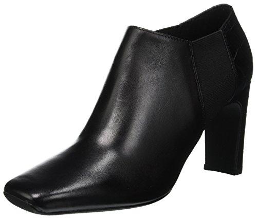 Geox Damen D Vivyanne HIGH C Pumps, Schwarz (Black C9999), 39 EU -