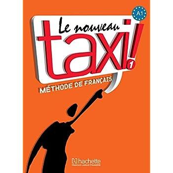 Le Nouveau Taxi ! 1 : Méthode de français (1DVD - ROM)- Le DVD ne fonctionne que sur les ordinateurs et est compatible avec Windows et Mac.