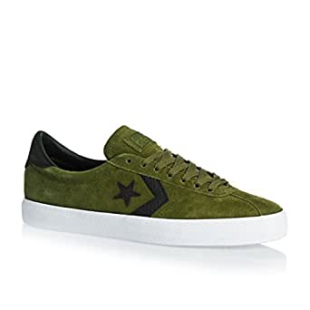 Converse Breakpoint Ox Suede Chaussure Homme Vert Taille 40