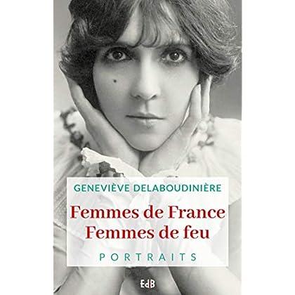 Femmes de France Femmes de feu (EDB)