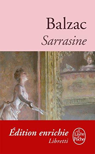 Livres gratuits en ligne Sarrasine (Classiques t. 19305) pdf, epub ebook