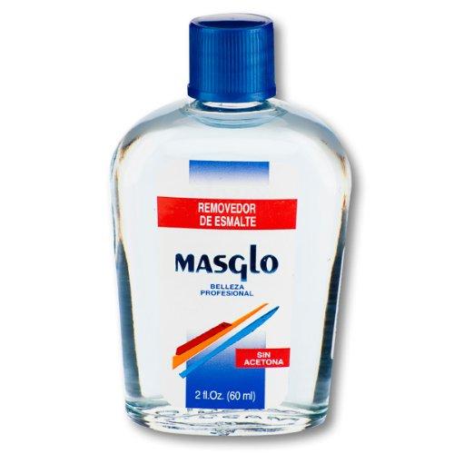 Removedor Esmalte MASGLO Clásico sin Acetona