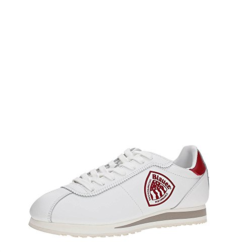 Blauer USA 7SWOBOWLING/LEA Sneakers Donna Red White