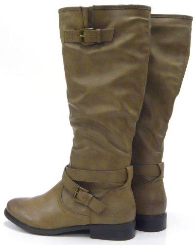 Schwarz Amares Stiefelparadies Damen Schnürstiefeletten