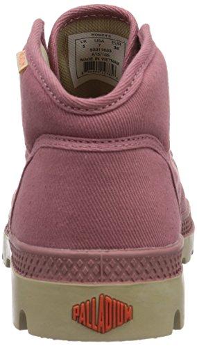 Palladium Pampa Sport Tw, Bottes Desert courtes, non doublées femme Rose - Pink (OLD ROSE/MOJAVE DSRT 633)