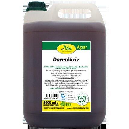 CDVet DarmAktiv für Nutztiere 5 Liter