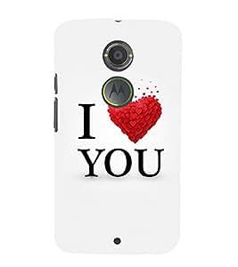 ifasho Designer Phone Back Case Cover Motorola Moto X2 :: Motorola Moto X (2nd Gen) ( Colorful Pattern Design )