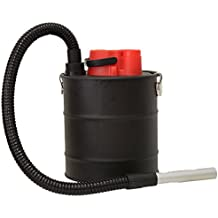 grafner® aspirador de cenizas 20litros, 1200W, con filtro HEPA y de succión y función de soplado aspirador parrilla Chimenea de pellets Aspiradora HEPA Fein filtro