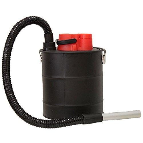 Grafner® Aschesauger 20 Liter 1200 Watt mit HEPA-Filter und Saug- und Blasfunktion Kaminsauger Grillsauger Pelletsauger HEPA Feinfilter