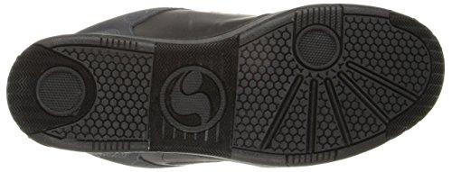 DVS Schuhe Discord Schwarz/Grau/Schwarz Nubuck Schwarz