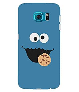 Astrode Printed Designer Back Case Cover For Samsung Galaxy S6 Edge
