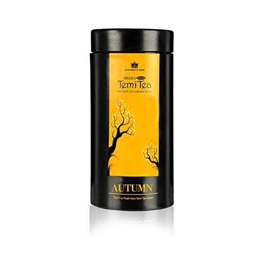 TEMI TEA Autumn Sikkim Organic Tea (Black)