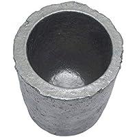 Crisol de fundición de carburo de silicio y grafito