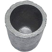 Carburo de silicio Grafito crisoles Copa horno fundición fundición refinación fundición crisol para oro plata Cobre