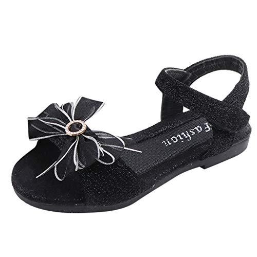 Zylione B59 Kindermode der Mädchen beugt glänzende Prinzessin Schuhe einzelne Schuhe Sandalen