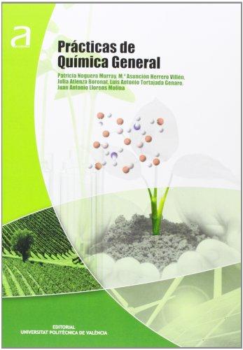 PRÁCTICAS DE QUÍMICA GENERAL (Académica) por Mª Asunción Herrero Villén