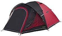 Coleman Tente Blackout 4, Tente de Camping, toile avec Technologie BlackOut Bedroom, Tente Festival, Tente Dôme Ultra Légère,100% Imperméable