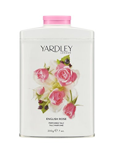 YARDLEY English Eau de Toilette Rose Talc 200 g