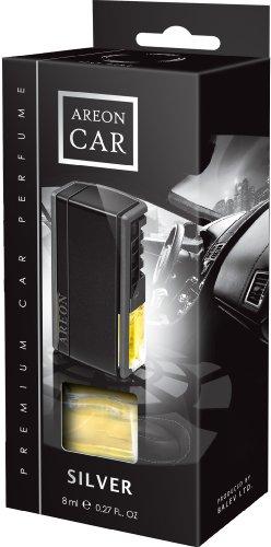 Preisvergleich Produktbild Lufterfrischer Areon LUX AUTO Parfüm Silber