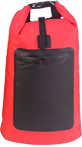 Original sinotop Mochila CA 22L Barrel Bag exterior