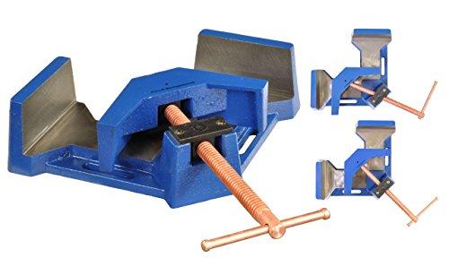 Pro-Lift-Montagetechnik 100mm Winkelschraubstock, verstellbar, für Schweißarbeiten, MV100LAJ, 01593
