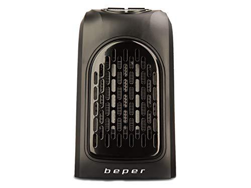BEPER RI.201 - Calentador Portátil Pocket Heather con 2 Velocidades, 350W