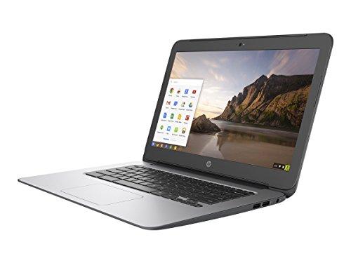 HP Chromebook T4M32UT#ABA 2015 14-inch Laptop (4 GB DDR3 Ram/ 16 GB SSD/Intel HD Graphics), Black