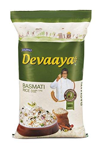 Daawat Basmati Rice – Devaaya, 1kg Bag