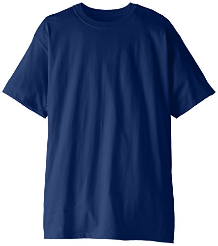hanes-mens-tall-short-sleeve-beefy-t-deep-royal-x-large-tall-pack-of-2