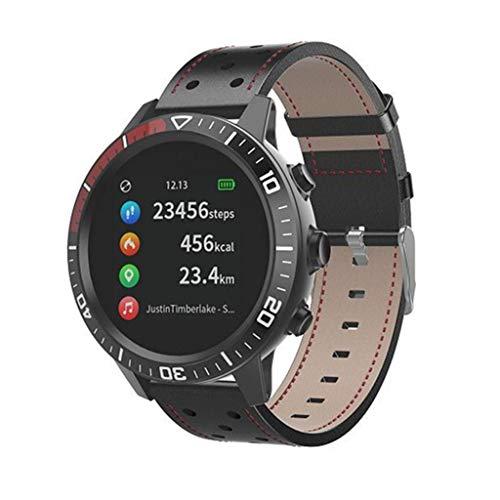 Andouy Fitness Tracker Orologio Fitness Pedometro, Cardiofrequenzimetro da Polso, Calorie, Monitoraggio del Sonno Activity Tracker Donna Uomo Contapassi Smartwatch per Android iOS