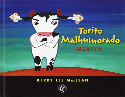 Torito malhumorado medita por Kerry Lee MacLean