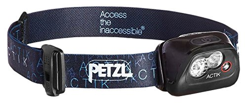 PETZL ACTIK HEADLAMP Green 1
